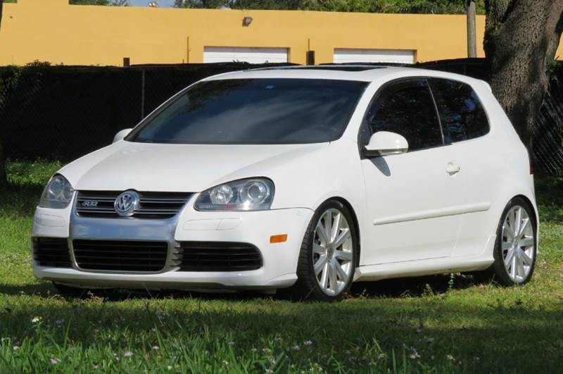 2008 Volkswagen R32 for sale at DK Auto Sales in Hollywood FL