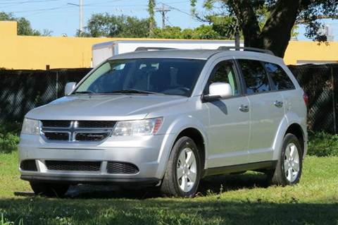 2011 Dodge Journey for sale at DK Auto Sales in Hollywood FL