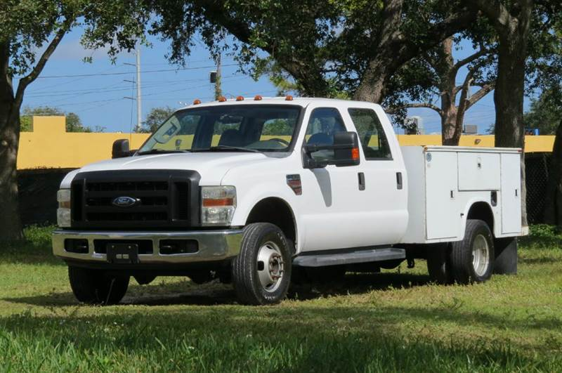 2008 Ford F-350 Super Duty for sale at DK Auto Sales in Hollywood FL