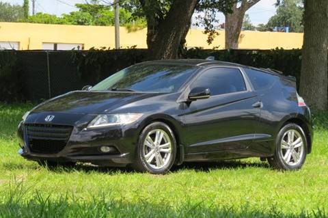 2011 Honda CR Z For Sale In Hollywood, FL