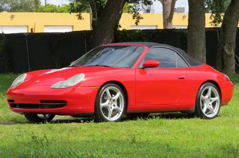 2000 Porsche 911 for sale in Hollywood, FL