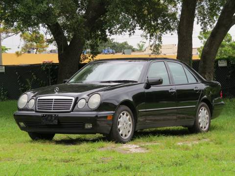 1999 Mercedes-Benz E-Class for sale in Hollywood, FL
