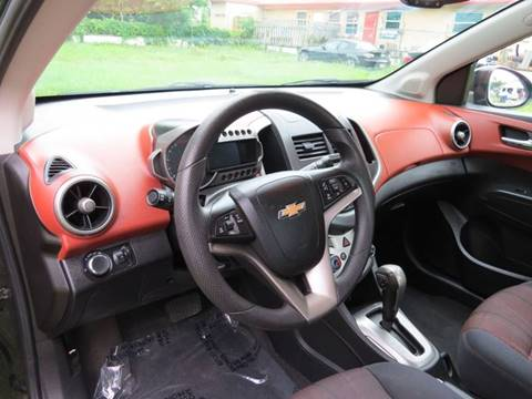 2015 Chevrolet Sonic LT Auto 4dr Sedan In Hollywood FL - DK
