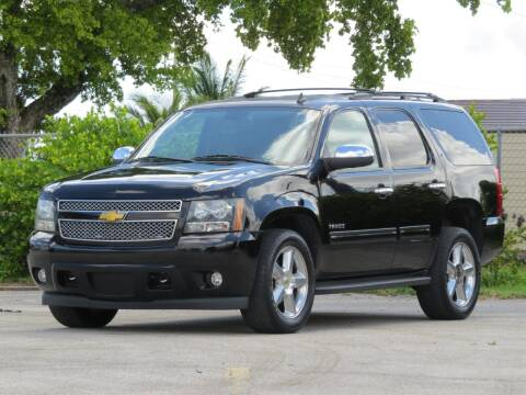 2014 Chevrolet Tahoe for sale at DK Auto Sales in Hollywood FL