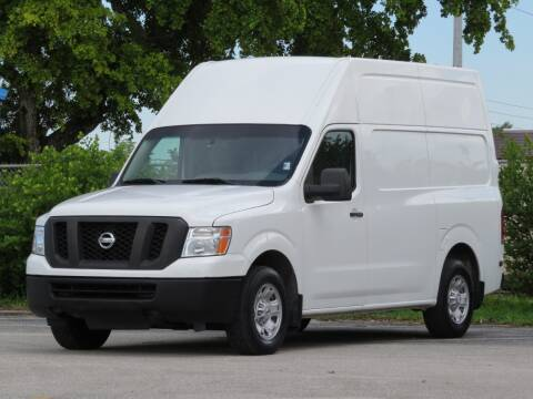 2012 Nissan NV Cargo for sale at DK Auto Sales in Hollywood FL