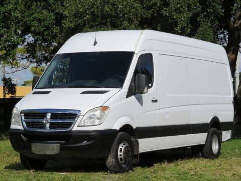 2008 Dodge Sprinter Cargo for sale at DK Auto Sales in Hollywood FL