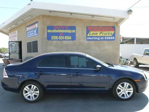 2006 Ford Fusion for sale at CONTINENTAL AUTO EXCHANGE in Lemoore CA