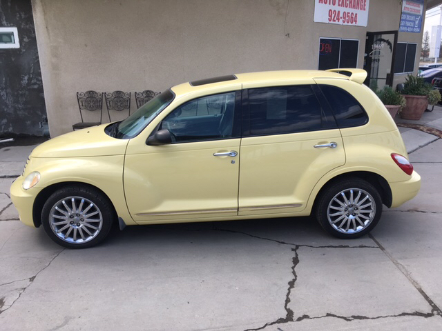 2007 Chrysler PT Cruiser for sale at CONTINENTAL AUTO EXCHANGE in Lemoore CA