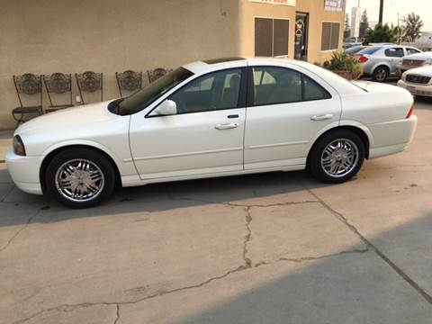 2006 Lincoln LS for sale at CONTINENTAL AUTO EXCHANGE in Lemoore CA