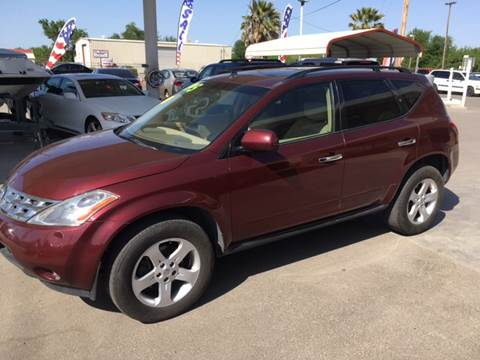 2005 Nissan Murano for sale at CONTINENTAL AUTO EXCHANGE in Lemoore CA