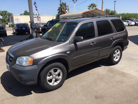 2006 Mazda Tribute for sale at CONTINENTAL AUTO EXCHANGE in Lemoore CA
