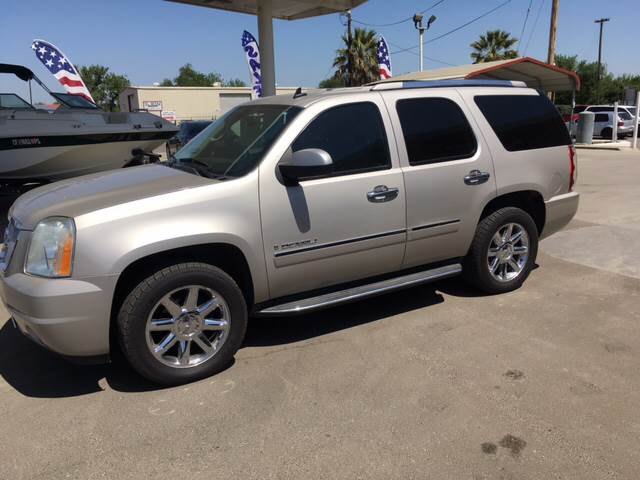 2009 GMC Yukon for sale at CONTINENTAL AUTO EXCHANGE in Lemoore CA