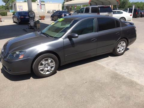 2005 Nissan Altima for sale at CONTINENTAL AUTO EXCHANGE in Lemoore CA