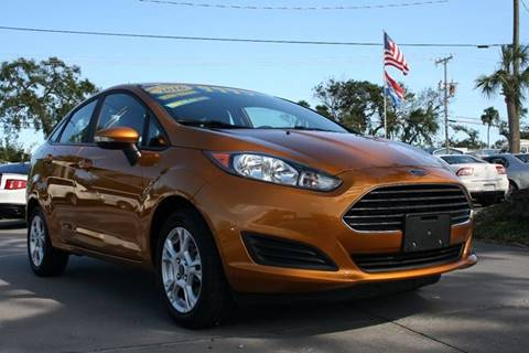 2016 Ford Fiesta for sale in Port Orange, FL
