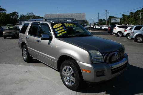 2008 Mercury Mountaineer for sale in Port Orange, FL
