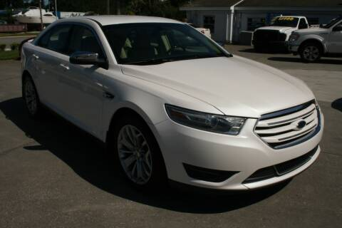 2014 Ford Taurus for sale at Mike's Trucks & Cars in Port Orange FL