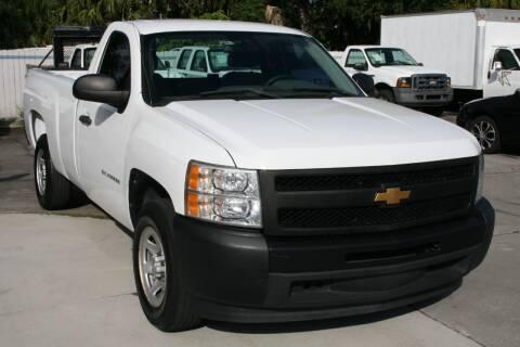 2012 Chevrolet Silverado 1500 for sale at Mike's Trucks & Cars in Port Orange FL