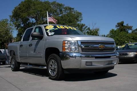 2012 Chevrolet Silverado 1500 for sale in Port Orange, FL