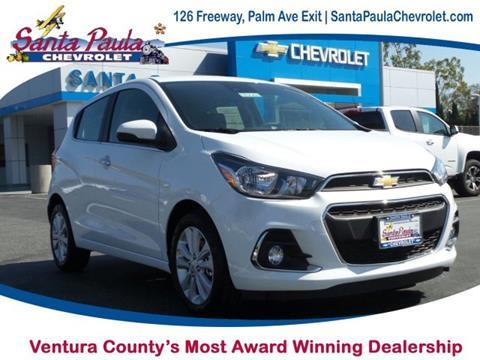 2017 Chevrolet Spark for sale in Santa Paula CA