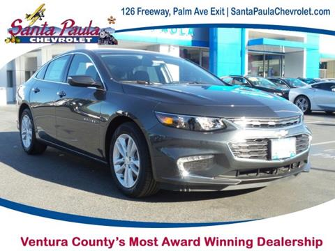 2017 Chevrolet Malibu for sale in Santa Paula CA