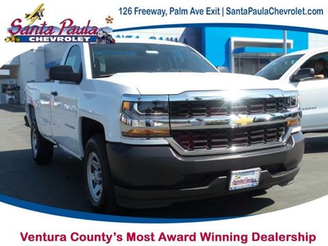 2017 Chevrolet Silverado 1500 for sale in Santa Paula, CA