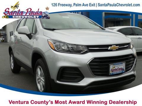 2017 Chevrolet Trax for sale in Santa Paula CA