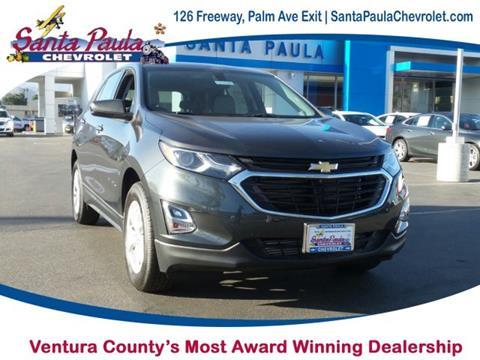 2018 Chevrolet Equinox for sale in Santa Paula CA