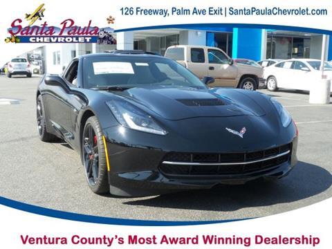 2018 Chevrolet Corvette for sale in Santa Paula CA