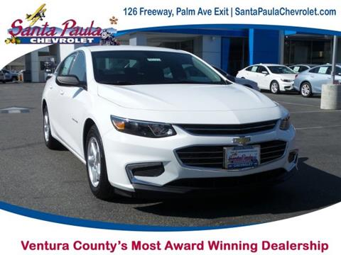 2018 Chevrolet Malibu for sale in Santa Paula, CA