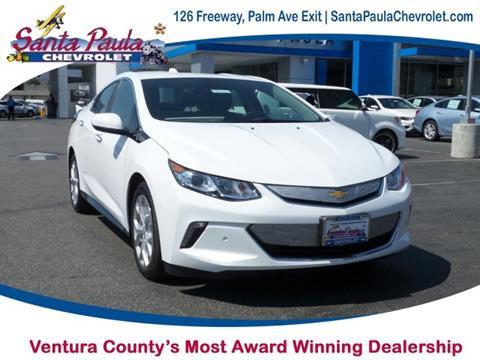 2017 Chevrolet Volt for sale in Santa Paula CA