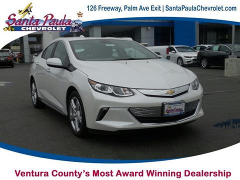 2017 Chevrolet Volt for sale in Santa Paula, CA