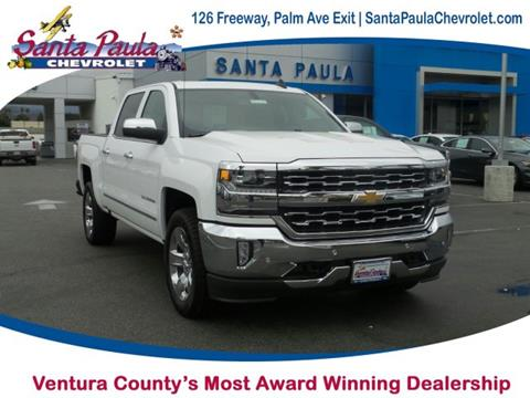 2018 Chevrolet Silverado 1500 for sale in Santa Paula, CA