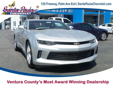 2018 Chevrolet Camaro for sale in Santa Paula CA
