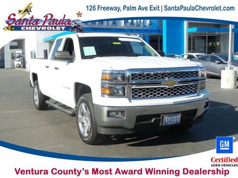 2014 Chevrolet Silverado 1500 for sale in Santa Paula, CA