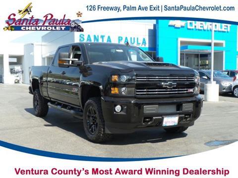 2018 Chevrolet Silverado 2500HD for sale in Santa Paula, CA