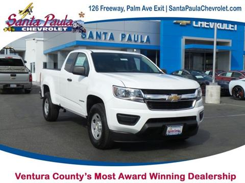 2018 Chevrolet Colorado for sale in Santa Paula CA