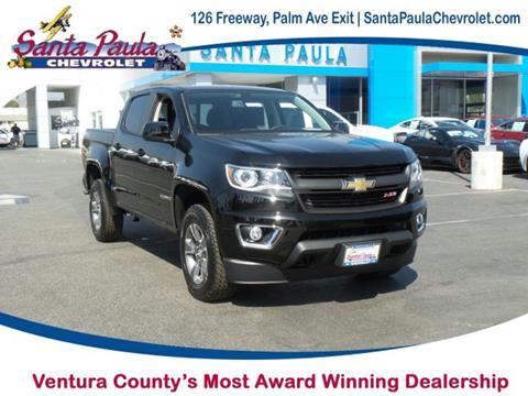 2018 Chevrolet Colorado for sale in Santa Paula CA