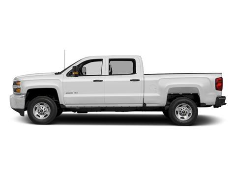 2018 Chevrolet Silverado 2500HD for sale in Santa Paula, CA