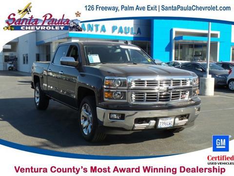 2015 Chevrolet Silverado 1500 for sale in Santa Paula CA