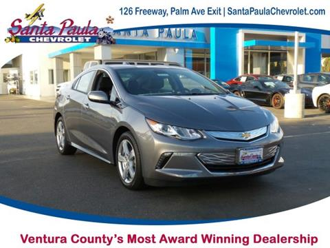 2018 Chevrolet Volt for sale in Santa Paula CA