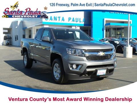 2018 Chevrolet Colorado for sale in Santa Paula, CA