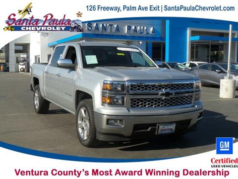 2014 Chevrolet Silverado 1500 for sale in Santa Paula CA