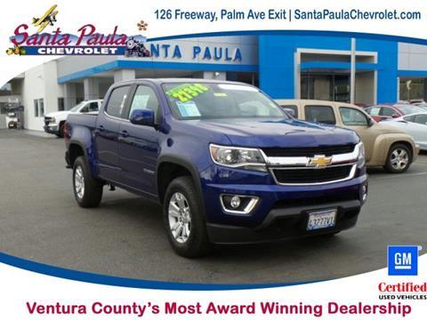 2015 Chevrolet Colorado for sale in Santa Paula, CA