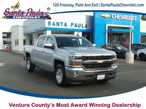 2018 Chevrolet Silverado 1500 for sale in Santa Paula CA