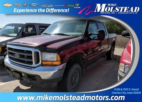 2000 Ford F-250 Super Duty for sale in Charles City, IA