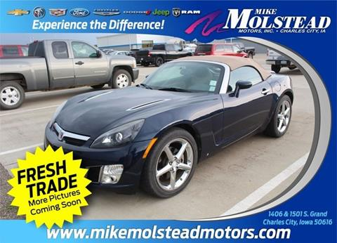 2008 Saturn SKY for sale in Charles City, IA