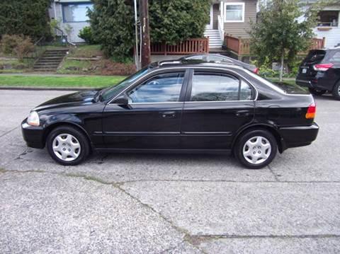 1998 Honda Civic for sale in Seattle, WA