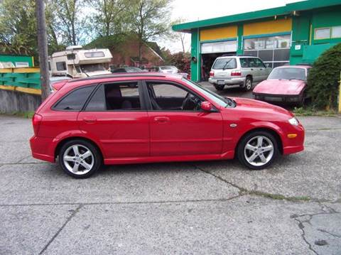 2003 Mazda Protege5 for sale at UNIVERSITY MOTORSPORTS in Seattle WA