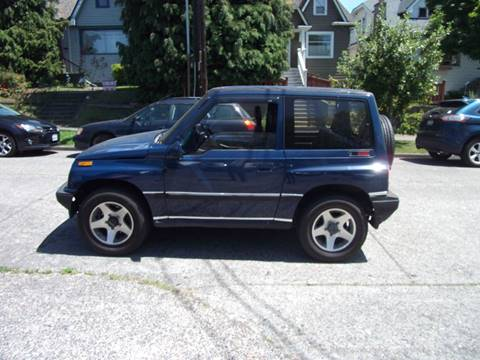 1989 Suzuki Sidekick for sale in Seattle, WA
