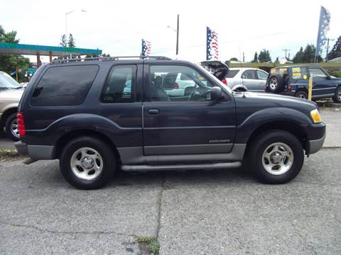2001 Ford Explorer Sport for sale in Seattle, WA